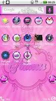 Screenshot of Princess Theme