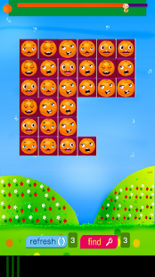 Fruit Match Orange - puzzle- screenshot thumbnail