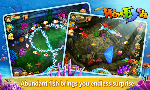 Wow Fish - Free Game- screenshot thumbnail