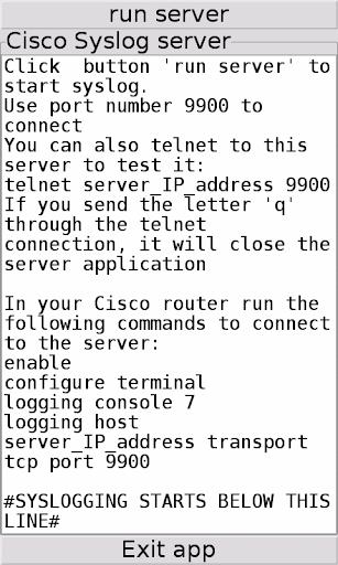 Cisco Syslog server Paid
