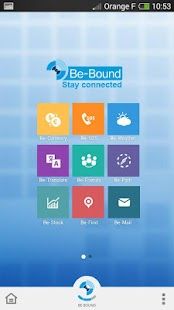 Be-Bound®:  Stay Connected - screenshot thumbnail
