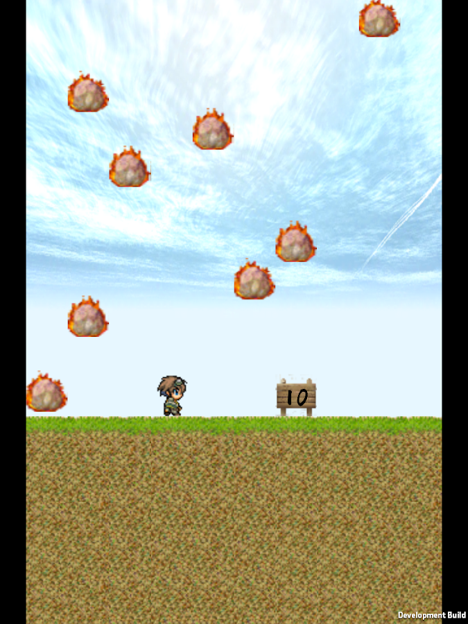 Meteor Strike 2- screenshot