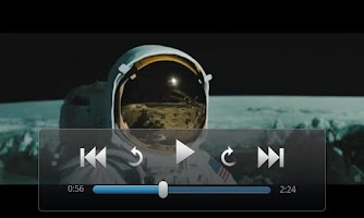 Screenshot of RealPlayer®