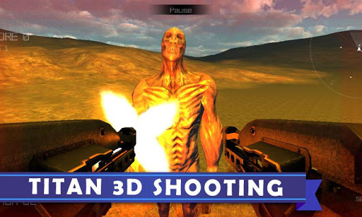 Titan 3D Shooting Amor Attack