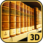 Escape 3D: Library Apk