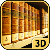 Escape 3D: Library