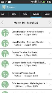 Vero Beach Sebastian Fellsmere - screenshot thumbnail