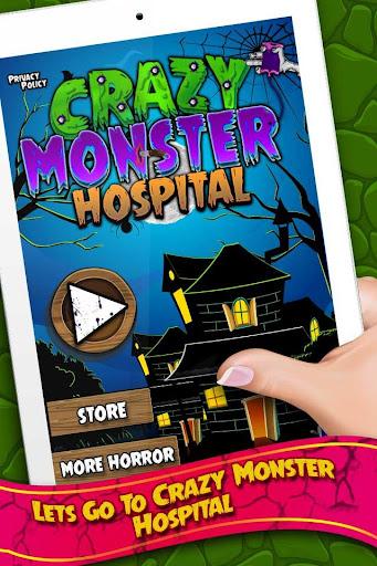 疯狂的怪物医院