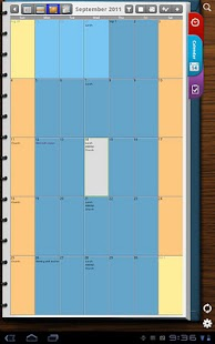 Pocket Informant-Events,Tasks - screenshot thumbnail
