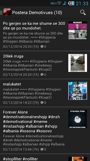 玩免費娛樂APP 下載Postera Demotivues app不用錢 硬是要APP
