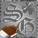GOWidget SkullGray ICS - Free icon