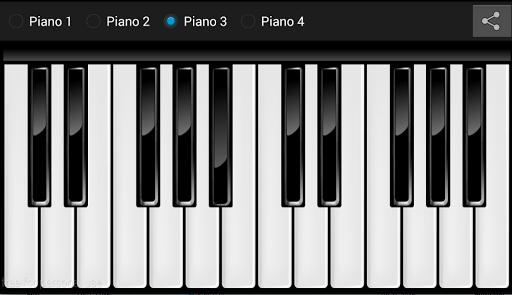 真实的钢琴免费