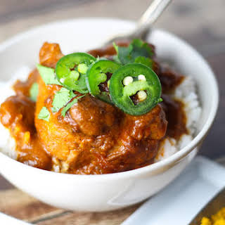 Slow Cooker Butter Chicken - An Indian Classic Made Easy.