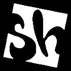 Shapely White Icons icon
