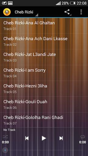Cheb Rizki Mp3