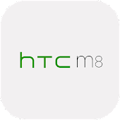 HTC One M8 Theme Apex Nova ADW