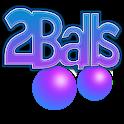 2Balls logo