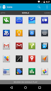 Lustre - Icon Pack v2.0.9