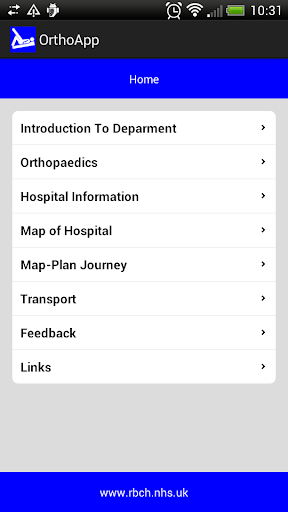 OrthoApp