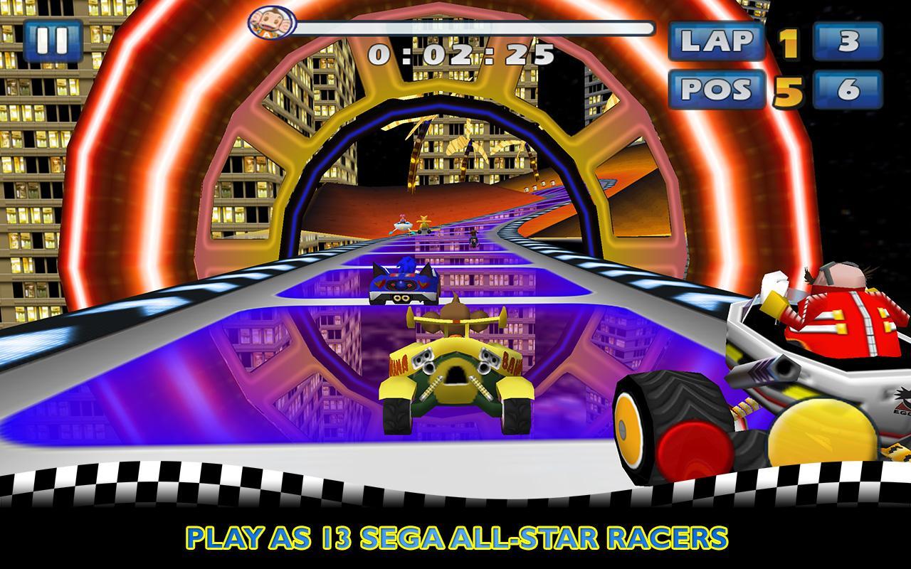 Sonic & SEGA All-Stars Racing screenshot #14