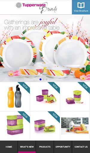 Tupperware Brands Singapore