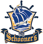 Logo for Schooners Grill and Brewery