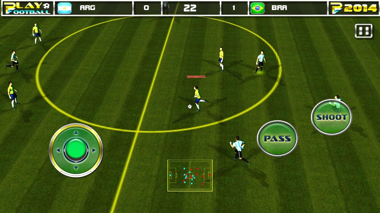 Download best football or soccer games for android in 2014 - Play Football 2014 Real Soccer Google Play Store Revenue Download Estimates South Africa