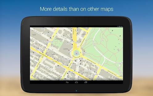 MAPS.ME – GPS Navigation & Map Screenshot 11