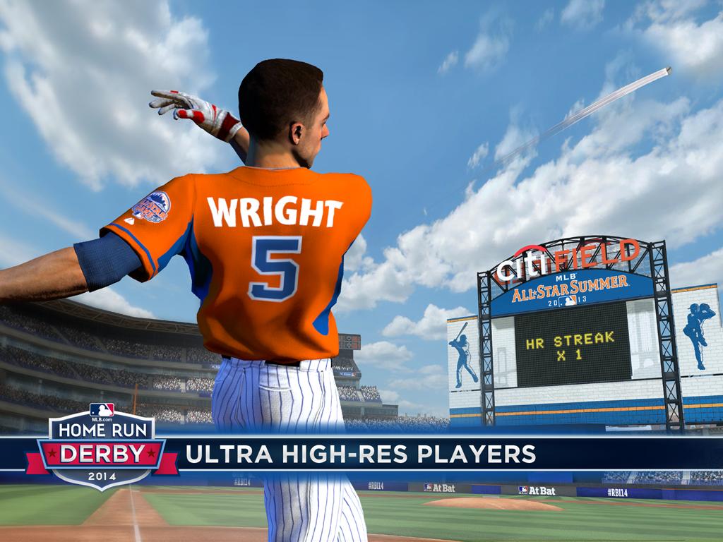 MLB.com Home Run Derby 14 - screenshot