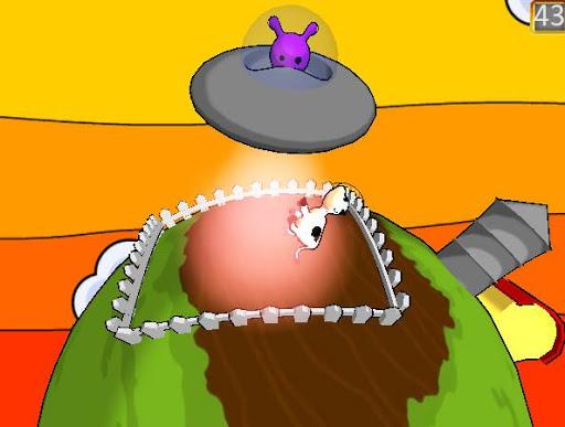 UFO: Cow Abduction