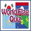 World Flag Quiz logo