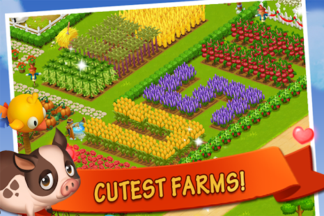 Happy Farm:Candy Day Screenshot 4