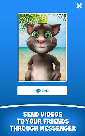 Talking Tom for Messenger 1.0 screenshot 29979