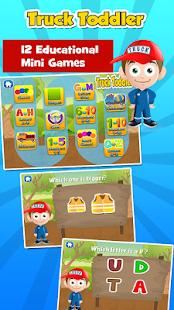 Truck Toddler Kids Games Free