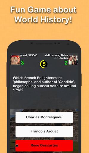 世界歷史問答游戲|玩益智App免費|玩APPs