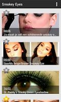 Screenshot of Smokey Eyes