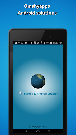 Family Friends Locator