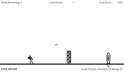 Stick Archer (Free) - screenshot thumbnail