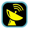 Satellite Check Donation icon