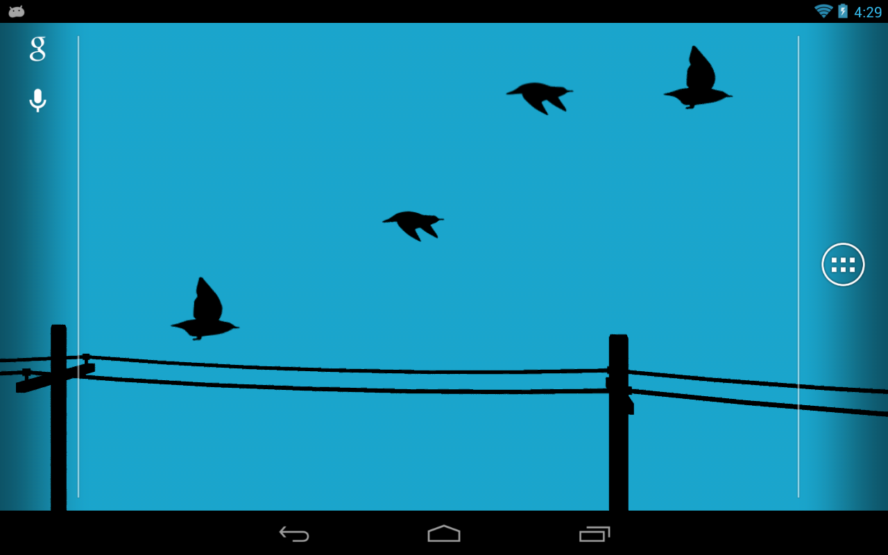 Animated Birds- screenshot