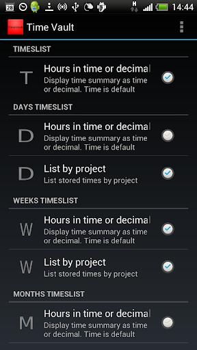 NFC TimeVault