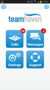 TeamHaven Mobile- screenshot thumbnail