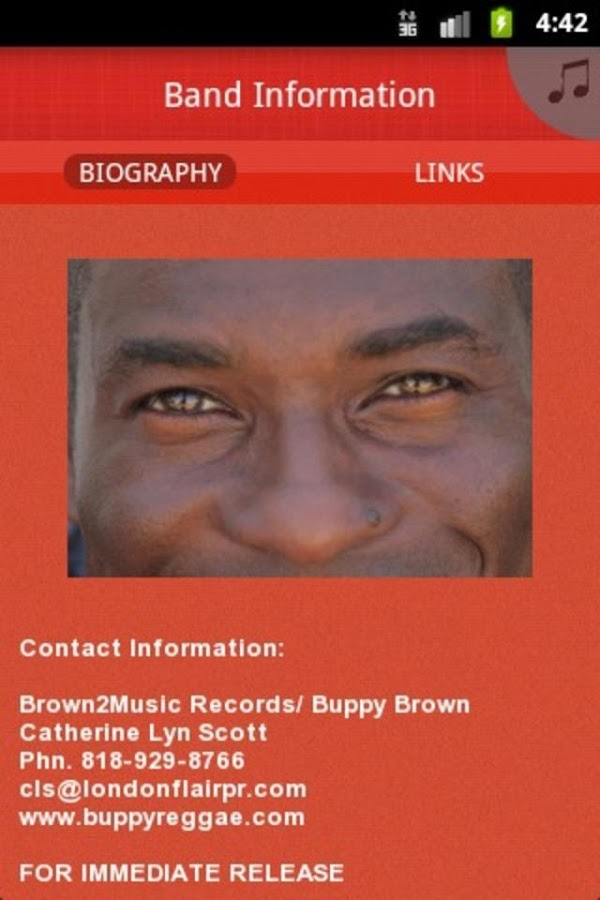 Buppy Brown - screenshot