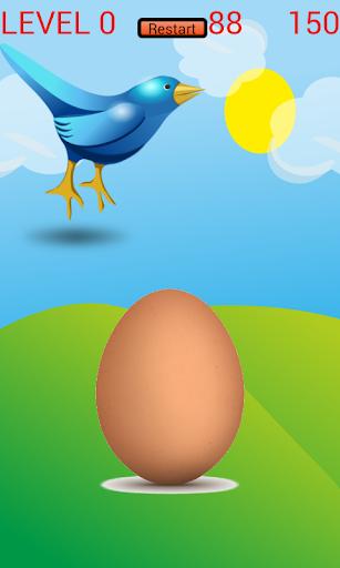 破壊鳥の卵