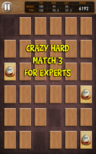 Eggheadz Memory Match Free- screenshot thumbnail