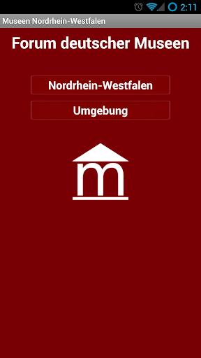 Museen - Nordrhein-Westfalen