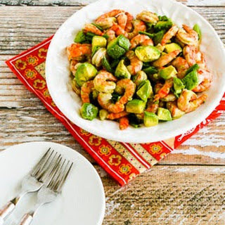 Easy Paleo Shrimp and Avocado Salad