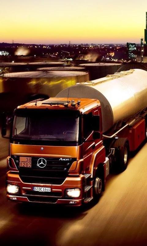 Big truck popular umfanekiso - screenshot