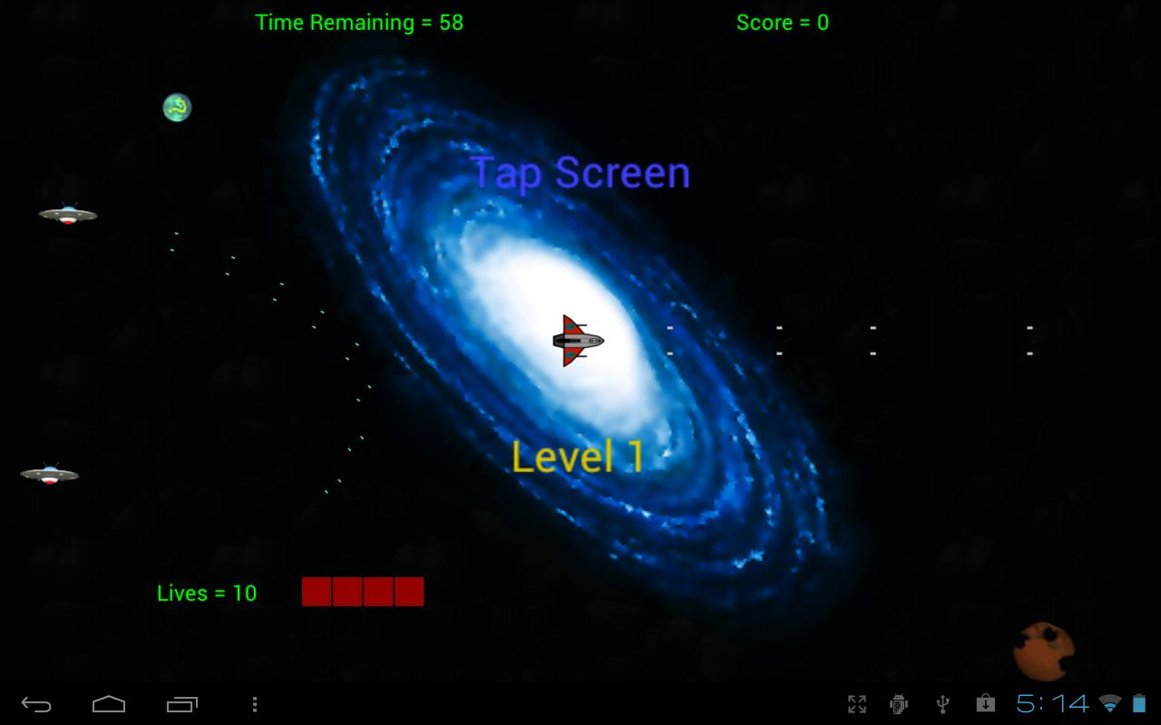 NebulaFrenzy - Space Arcade - screenshot