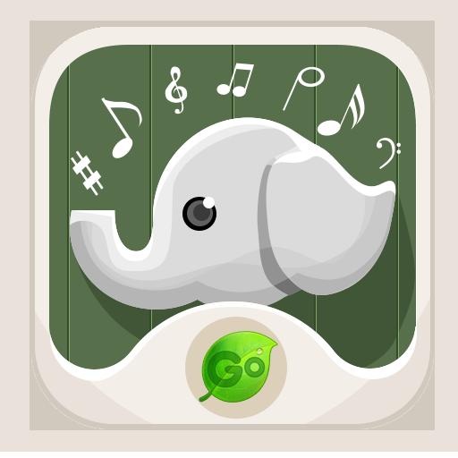 GO输入法动物类按键音 音樂 App LOGO-APP試玩